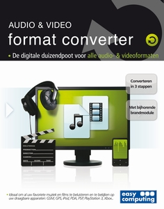Audio & Video Format Converter