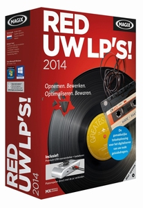 Red uw LP's