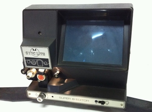 Filmviewer voor super 8mm film