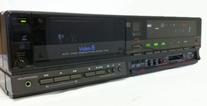 Sony Hi8 en 8mm videorecorder