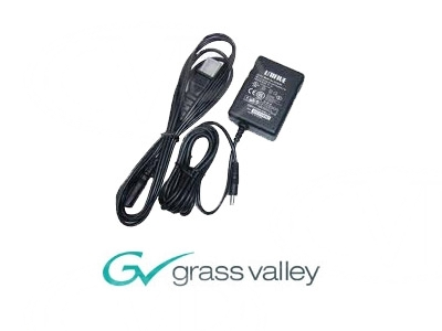 Grass valley stroomadapter